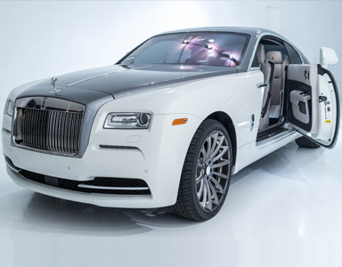 Rolls Royce Wraith Exotic Car