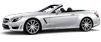 Rent a Mercedes SL 631