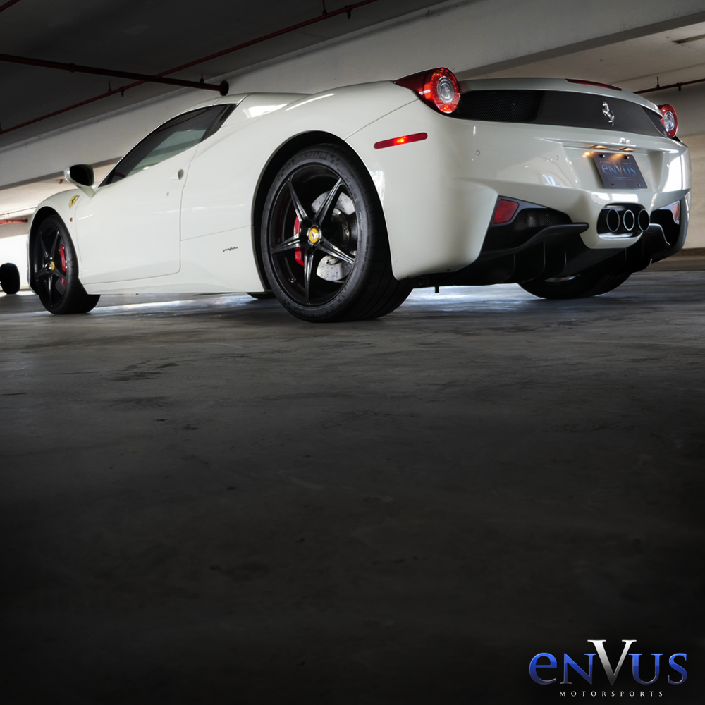 Ferrari Spyder - Reasons To Get One enVus motors