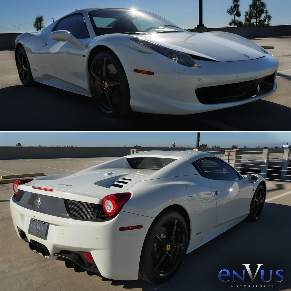 Luxury Car Rentals In Irvine Ca Envus Motorsports