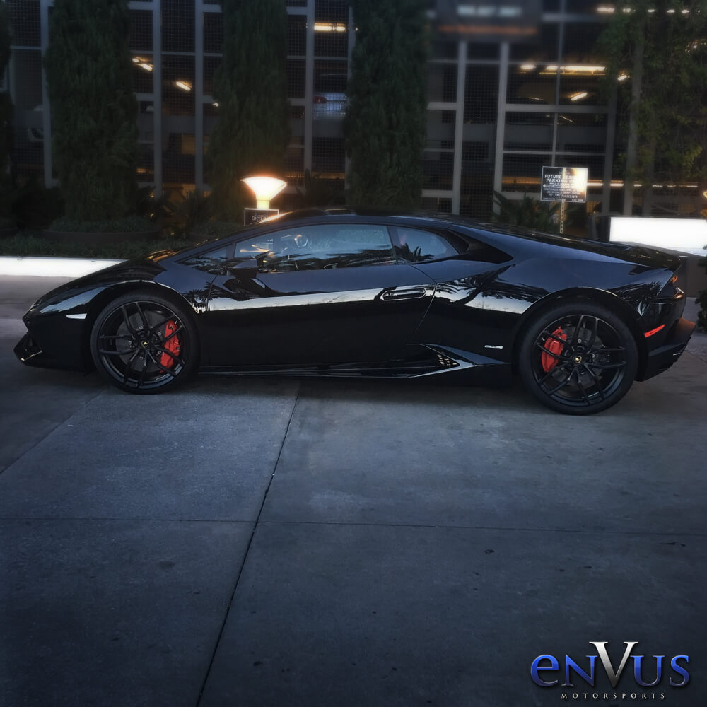 Lamborghini Huracan for Rent at enVus Motorsports