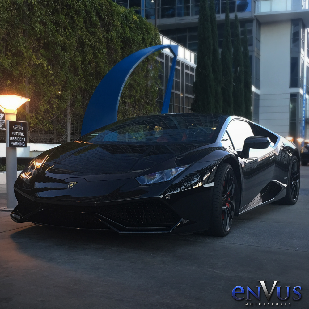 Top Reasons To Own The Lamborghini Huracan EnVus Motors