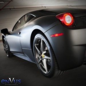 Luxury Car Rentals in Orange County provided by EnVus Motorsports Inc.