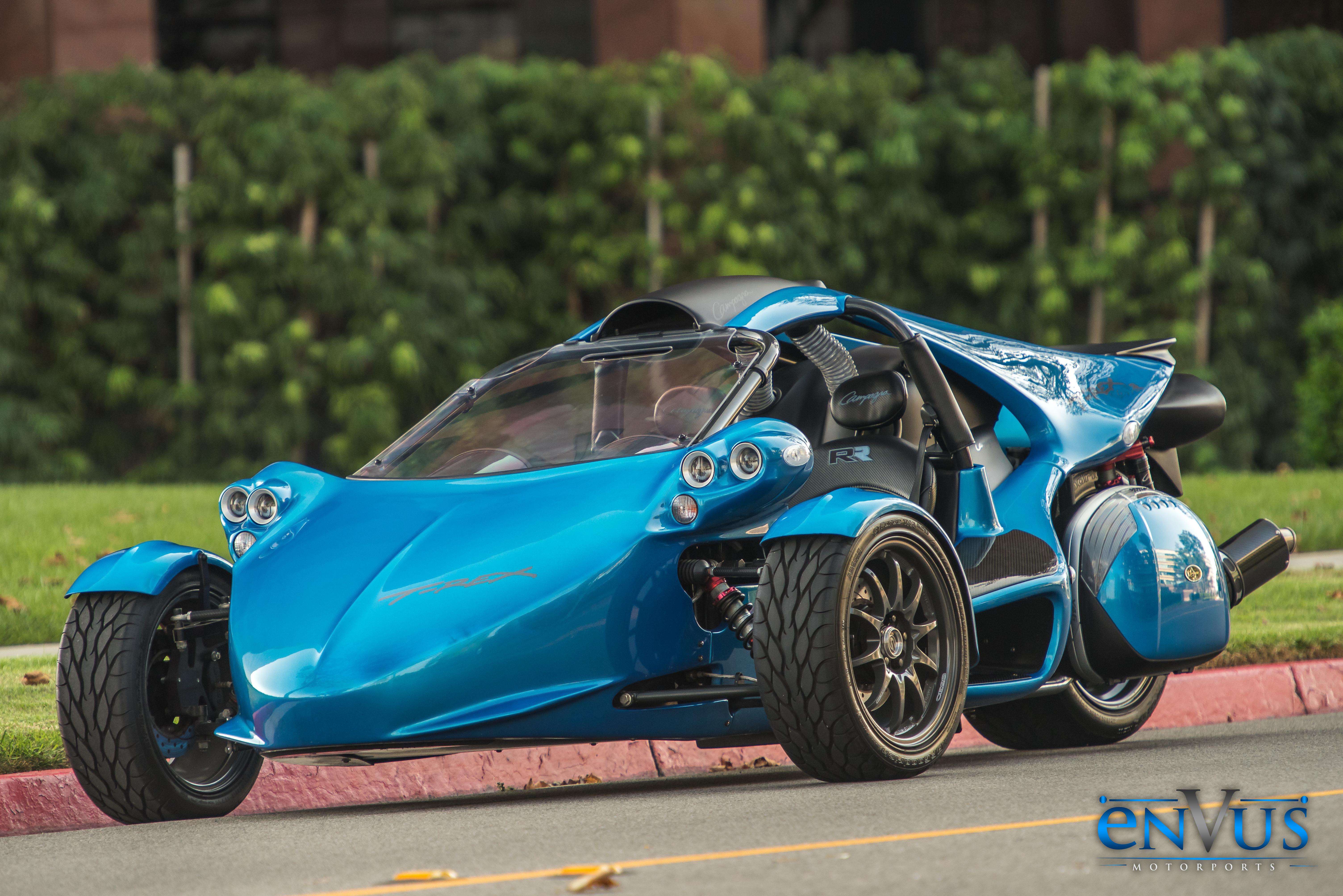 The Campagna T Rex A Fantastic Vehicle To Drive enVus Motorsports