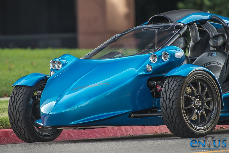 T-Rex Motorcycle Rentals - enVus Motorsports