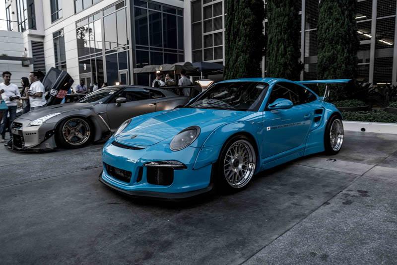 Porsche Driving Experience >> Porsche 977 Turbo Quote - enVus Motorsports