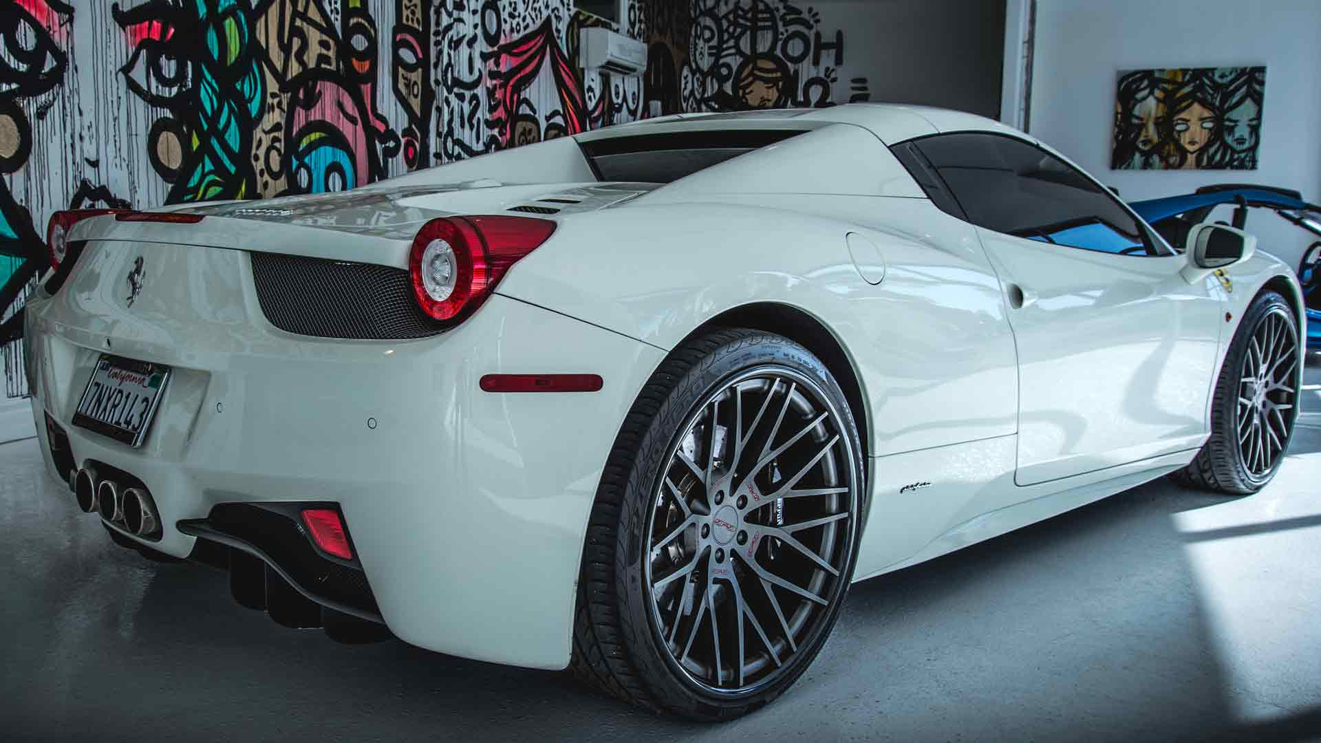 Ferrari-Spyder-458